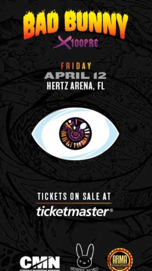 Bad Bunny Webbanners FortMyers NEW CREATIVE_ONSALE300x600